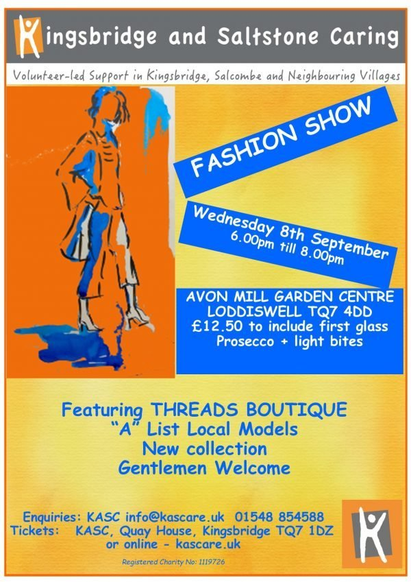 Fashion Show 2021 Poster